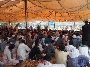 PRSP Sit-In Protest Lahore 05