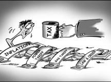 پاکستانی معیشت: اعداد کے گورکھ دھندے میں برباد عوام