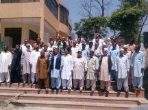 راولپنڈی میں یوم مئی کی تقریب
