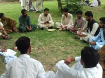 BSO Meeting In Balochistan University 04