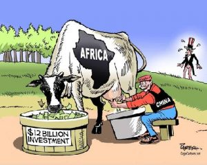 Chinese Imperialism In Africa