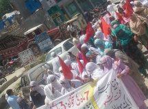 Kashmir Health Workers Successful Strike (8)