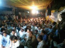 Quetta Young Doctors and paramedics press conference, announcing success 00