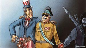 امریکی سامراج، پاک فوج اور جہادی؛ ایک اٹوٹ بندھن