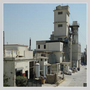 کراچی: فتح علی کیمیکلز فیکٹری کا ایک منظر