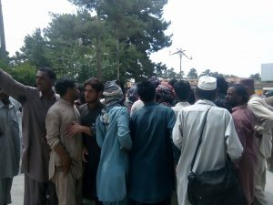 Quetta Metropolitan Workers Protest (2)