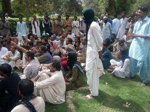Quetta Metropolitan Workers Protest (5)