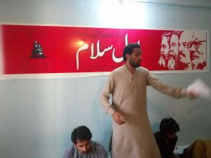 One Day Marxist School - Quetta (4)