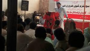 Bahawalpur Gulistan Textile Mills Program By RWF & PYA (42)