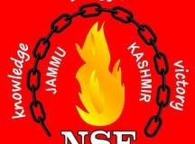 جموں کشمیر نیشنل اسٹوڈنٹس فیڈریشن (JKNSF) کی پچاس سالہ جدوجہد کے اسباق