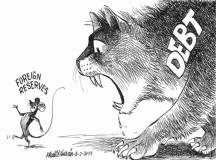 پاکستان: قرضوں اور سود کی دلدل میں دھنستی معیشت