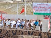 کراچی: لانڈھی میں برسوں بعد یومِ مزدور کی پروقار تقریب کا انعقاد