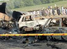 نظم: سانحہ احمد پور شرقیہ۔۔۔