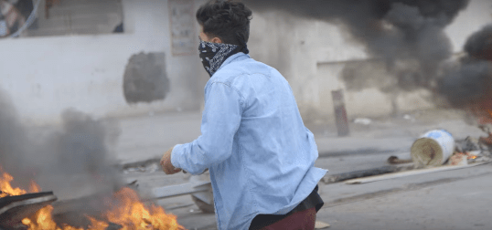 تیونس: جبری کٹوتیوں کے خلاف نوجوان ایک بار پھر سڑکوں پر!