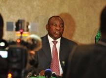 سیرل رامافوسا، جنوبی افریقہ کا نومنتخب صدر