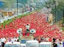 ہندوستانی کسانوں کی تباہ حال زندگی اور حالیہ لانگ مارچ