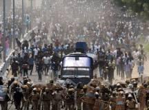 ہندوستان: تامل ناڈو پولیس کے ہاتھوں پرامن مظاہرین کا قتل عام