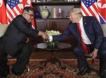 شمالی کوریا: ٹرمپ۔کِم ملاقات، مزید ملاقاتوں پر ''اتفاق''