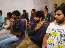 ملتان: پروگریسیو یوتھ الائنس کی جانب سے ایک روزہ مارکسی سکول کا انعقاد