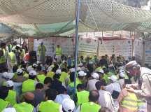 بلوچستان: بیروزگاری اور دیگر مسائل کیخلاف صوبے بھر کے انجینئرز کا کوئٹہ پریس کلب کے سامنے احتجاجی دھرنا!