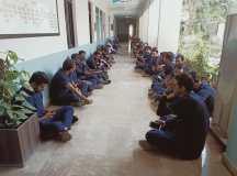 کراچی: ہمدرد ہسپتال کے ینگ ڈاکٹرز کی تنخواہوں میں اضافے کے لیے ہڑتال' جدوجہد جاری رکھنے کا عزم!