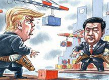 ٹرمپ، چین اور افق پر منڈلاتا معاشی بحران
