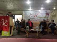 ویڈیو: احسان علی ایڈووکیٹ کا کتاب ''کشمیر کی آزادی۔۔ایک سوشلسٹ حل'' کی تقریب رونمائی سے خطاب