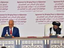 افغان امن معاہدہ؛ سامراجی ڈھونگ اور مظلوم عوام