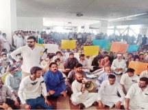 اسلام آباد: سول ایوی ایشن کی نجکاری نامنظور! ملازمین سراپا احتجاج!