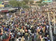 کسان ہڑتال سے لرزتا ہندوستان!