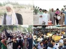 بنوں: جانی خیل قبیلے کا اسلام آباد کی طرف لانگ مارچ۔۔ریاست شہریوں کو تحفظ دینے میں ناکام!
