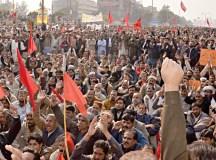 پاکستان: برباد سماج، ظالم حکمران اور انقلاب کے لیے بے چین محنت کش طبقہ