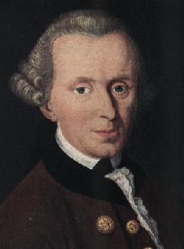 Kant: The destroyer of the modern world.