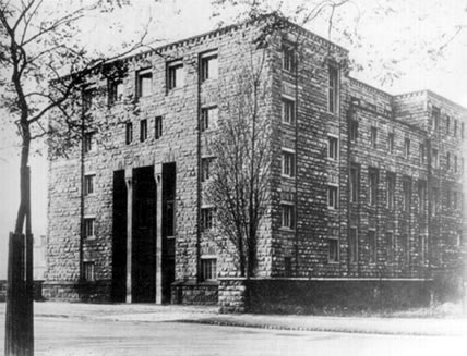 Institut building c. 1930