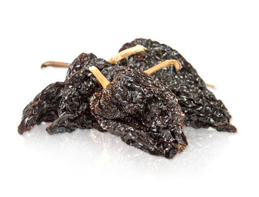 Image result for ANCHO CHILE PEPPER DRY