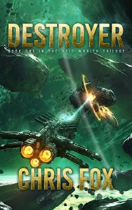 Destroyer_Void Wraith book 1