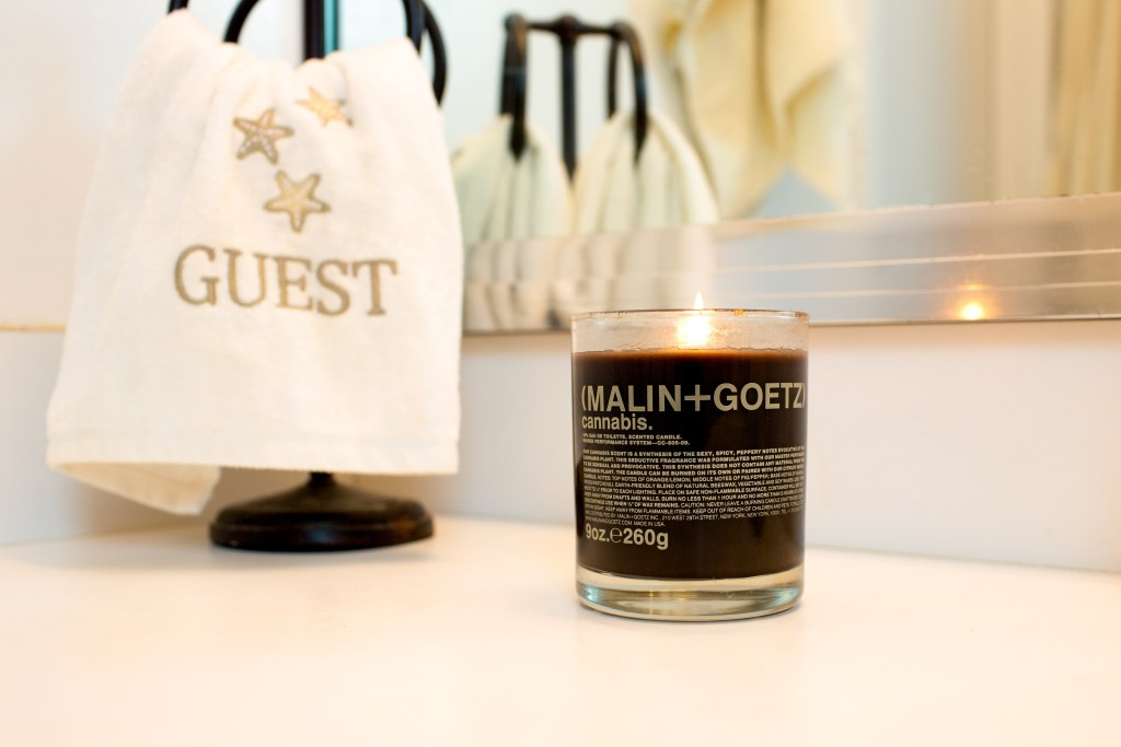 MARY - Candles To Burn While Burning - Malin + Goetz