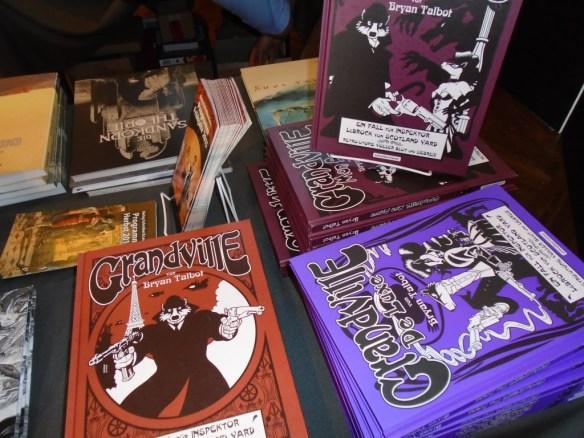 Grandville books