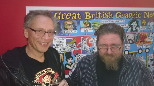 David Hine and Mark Stafford