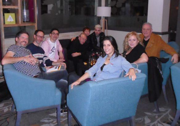 Charlie Adlard,Joe Kelly, Ken Nimura, Bryan Talbot, Mary Talbot, Luke McGarry, Emma Vieceli, Lynette Adlard, Steve McGarry