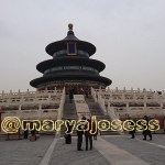 Día 4 Pekín, Templo del cielo y mercado de las perlas