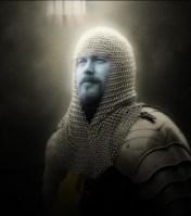 The Talurian knight awakes...