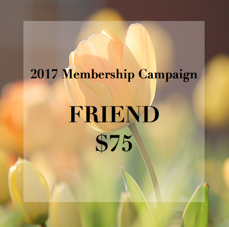 FRIEND -2017-18 Membership