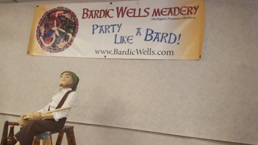Party Like a Bard