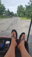 Golf Cart Views