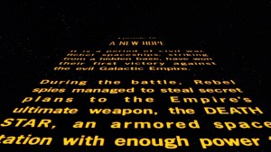 a new hope intro text