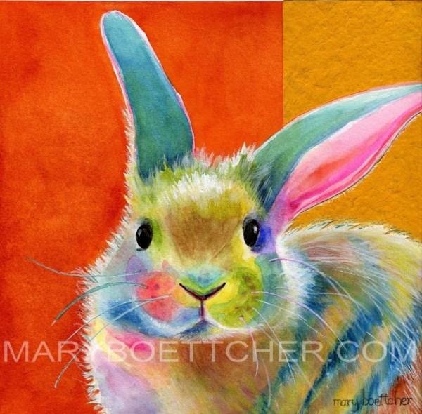 Mary Boettcher Custom Pet Portraits