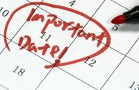 Date Claimers - 2017 Summer Season & AGM
