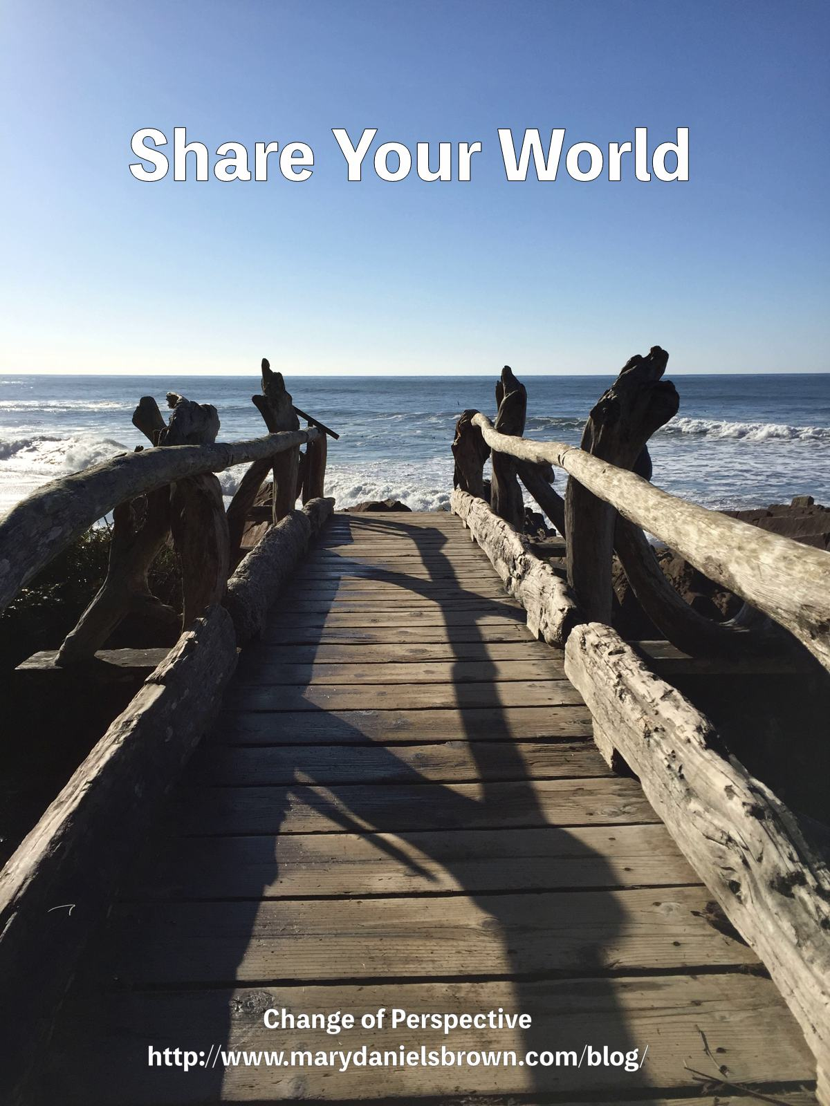 Share Your World – July 31, 2017