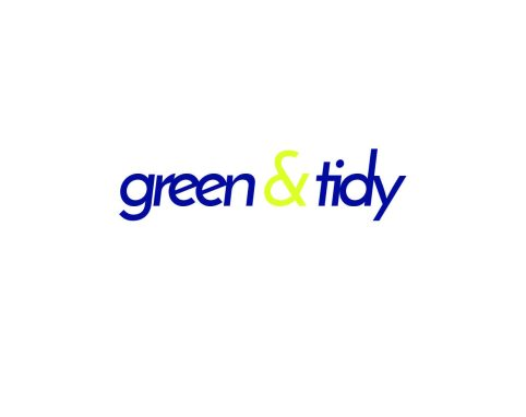 green and tidy